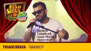 Thiago Brava - Tamanho P (Vibezinha FM O Dia)