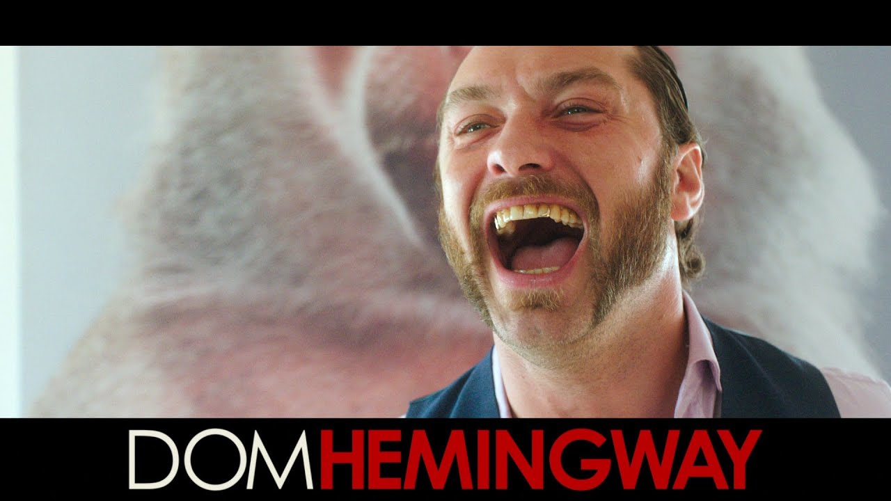 DOM HEMINGWAY Trailer Deutsch HD German FoxKino