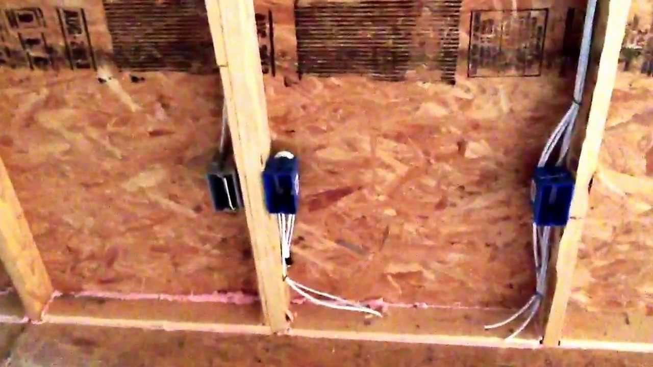 small resolution of media room wiring youtube proper wiring a room wiring a room