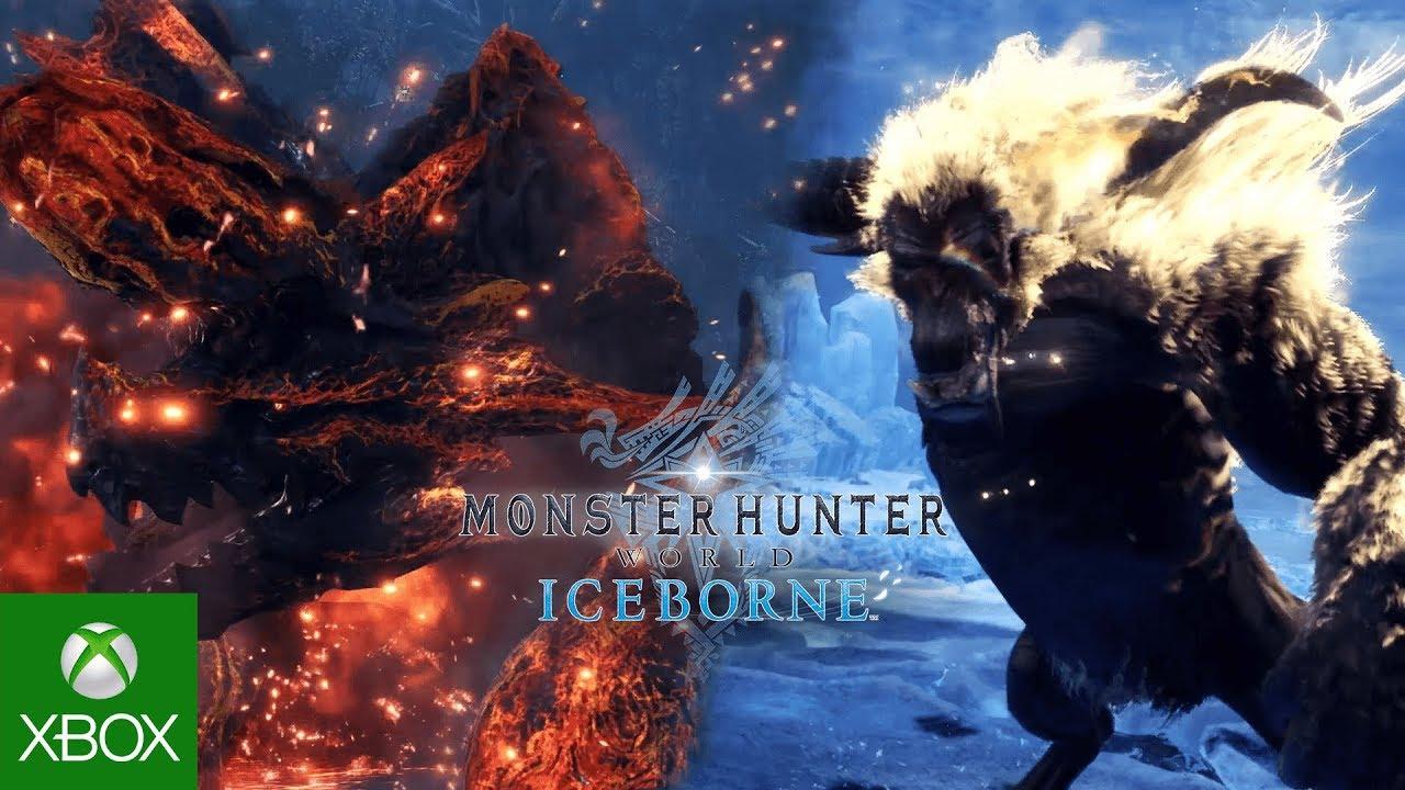 Assistir - Monster Hunter World Iceborne - Raging Brachydios & Furious Rajang - online
