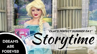 Bedtime Stories: Ice Spirit Queen