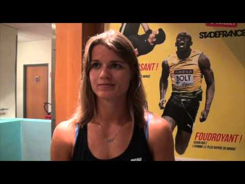 """Dafne Schippers: """"[the sprints] are more in my nature"""""""