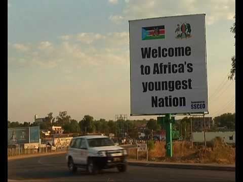 WORLDMAGNUM:  SOUTHERN SUDAN'S NEW PRESIDENT  SALVA KIIR MAYARDIT  (UNMIS)