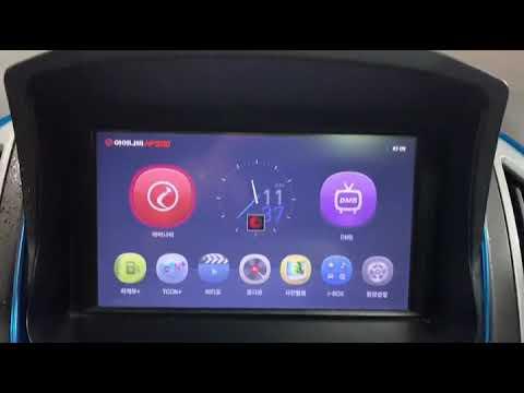 2013 GM Daewoo (Chevrolet) Cruze LTZ A/T SMARTKYE+ NAVI+REARCAM/008608