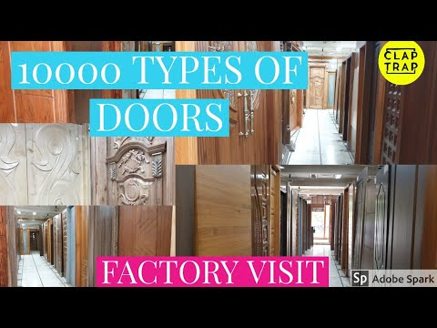 ALL KIND OF DOORS   FACTORY VISIT   WHOLESALE AND RETAIL