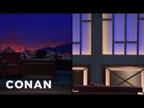 Conan & Andy Are Taking Off  - CONAN on TBS