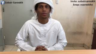ARAB GOES FOR JOB INTERVIEW