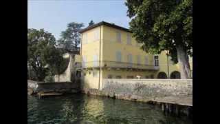Immobili di Lusso - Lago di Garda - Gargnano - Appartamento in Palazzo del 1.600