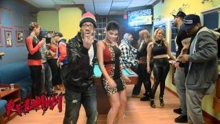 REDMAN - BREAK IT ON DOWN (PROD.BY DJ DICKY & DJ JUNE) official video GILLAKASA