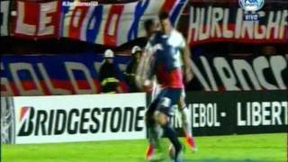 San Lorenzo 2 Universidad Catolica 1 (Relato Mariano Closs) Copa Libertadores 2017