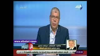 مرتضى منصور يكشف الممول الحقيقي لصفقة المغربي ايوب الكعبي