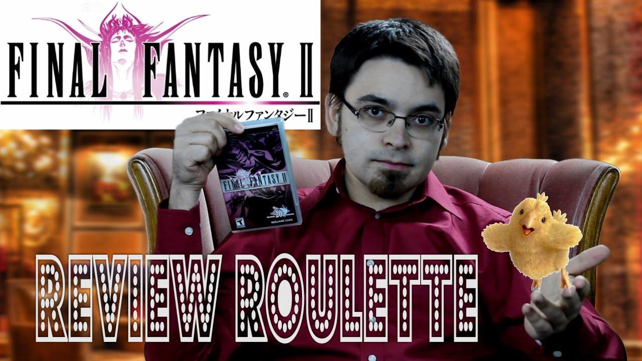 Final fantasy roulette