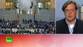 Немецкий журналист: Меня научили обманывать, предавать и скрывать от общества правду