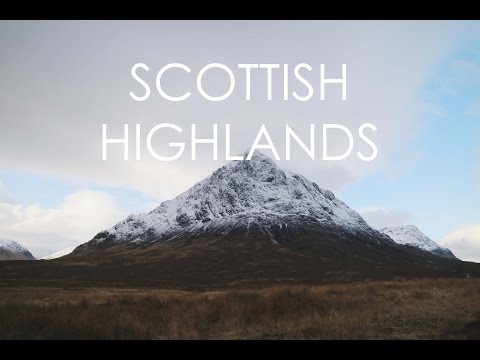 Loch Ness and the Scottish Highlands daytrip | Vlog