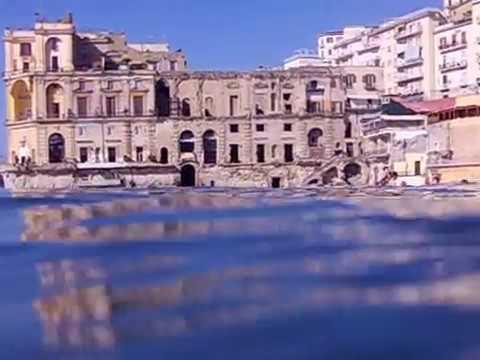 Bagno elena sott 39 acqua napoli juli 2016 youtube - Bagno elena napoli ...