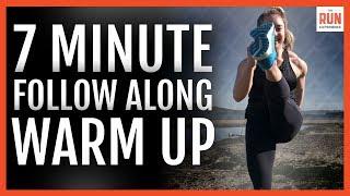 7 Minute Follow Along Running Warm-Up