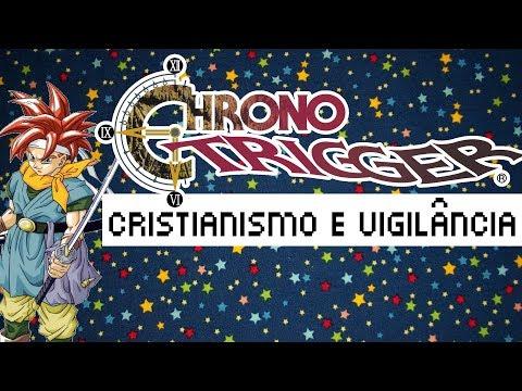 Chrono Trigger, cristianismo e vigilância - Meteoro