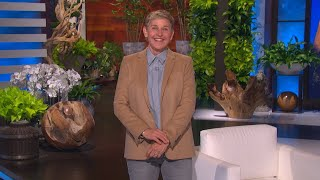 Ellen's Control Room Goes Wild for Her Jokes!