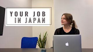 How to do YOUR JOB in JAPAN || Sam in Tokyo