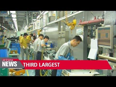 South Korea was world's 3rd largest electronics manufacturer last year: KEA