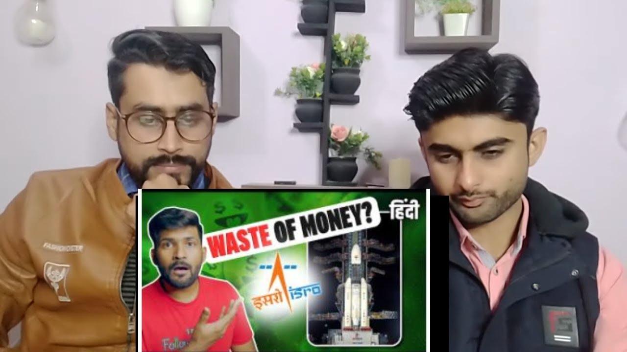 Pakistani Reaction on | ISRO is it a waste of MONEY? | What does ISRO do? | Abhi and Niyu | REACTION
