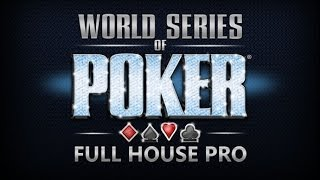 World Series Of Poker Full House Pro para windows 8