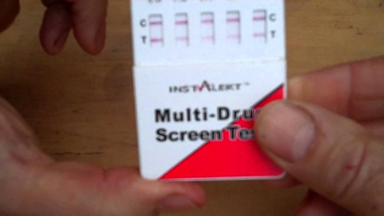 Image result for Multi-Panel Drug Testing Kits