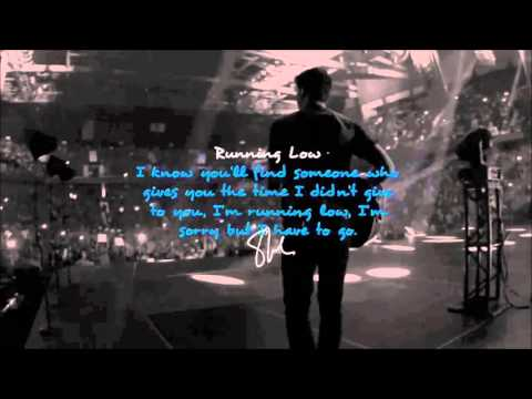 shawn mendes - running low (empty arena)