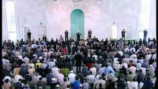 (Bengali) Friday Sermon 28.05.2010 (Part-1) Phenomenon of satanic forces and God's chosen people