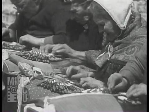 Dentellières, Bruges 1929