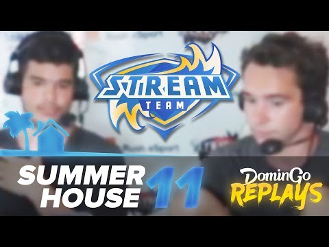 Summer House - Domingo & Shaunz