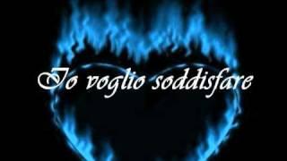 MUSE traduzione italiana Undisclosed Desires