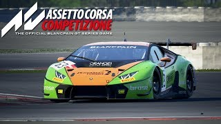 Assetto Corsa Competizione First Look and Thoughts Gameplay