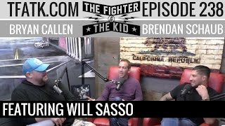 Download lagu The Fighter and The Kid - Episode 238: Will Sasso