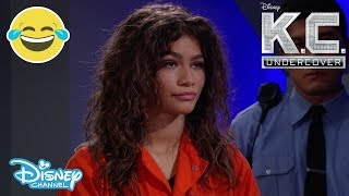 K.C Undercover   Cassandra Undercover Season 3 Sneak Peek   Official Disney Channel UK