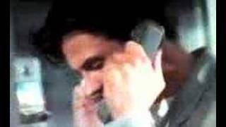 Gammon Werbung von 1994 Telefonzelle