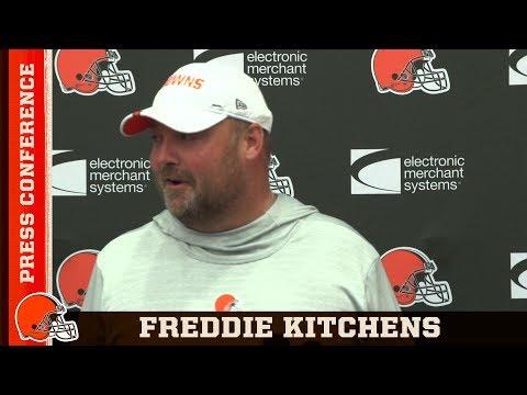 Freddie Kitchens: