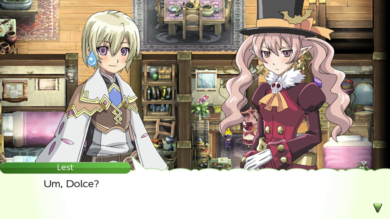 Love Event: Dolce - Rune Factory 4 Special - YouTube