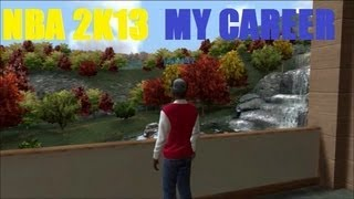 NBA 2K13 MyCareer EP. 3: My Denver house and 60 points