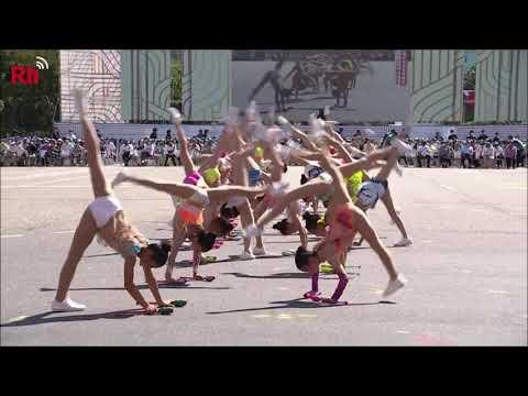【RTI】Asombrosos espectáculos en la celebración del Doble Diez