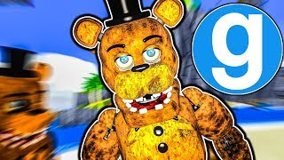 WITHERED FREDDY NEW FNAF 2 ULTIMATE PILL PACK HIDE AND SEEK | Five Nights at Freddy