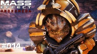 MASS EFFECT ANDROMEDA #014 - Dicke Freunde - Let's Play Mass Effect Andromeda Deutsch / German