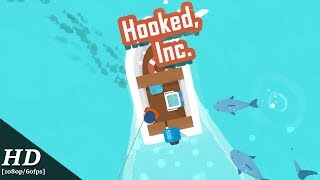 Hooked Inc: Fisher Tycoon Android Gameplay [60fps]