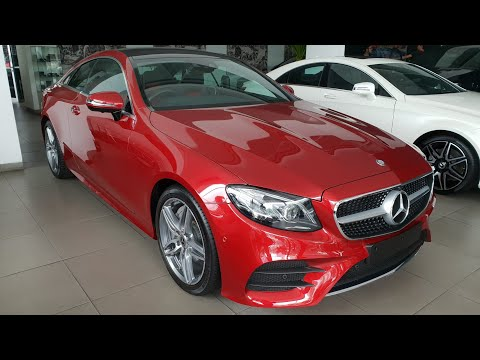 In Depth Tour Mercedes Benz E300 Coupe [C238] - Indonesia