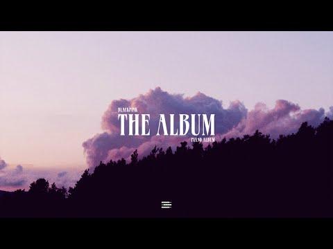 BLACKPINK 'The Album' Piano Album