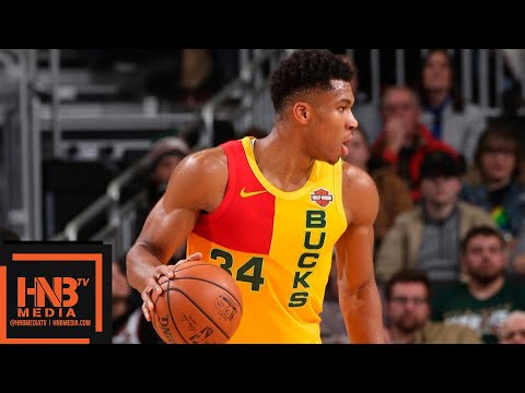 Milwaukee Bucks vs Denver Nuggets Full Game Highlights | 11.19.2018, NBA Season