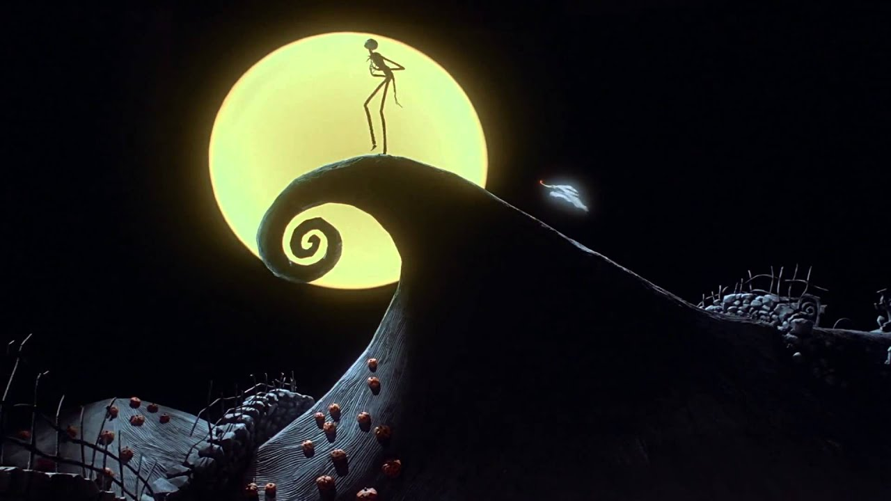 The Nightmare Before Christmas: Jack's Lament (Persian) - YouTube