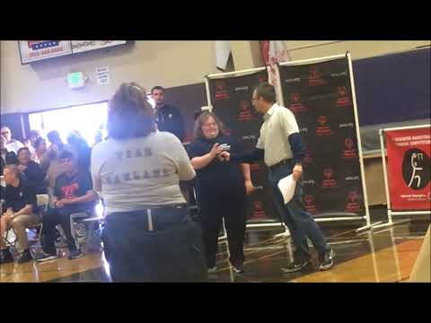 2018 Special Olympics Northern Calfornia East Bay region basketball competition OC fun stuff
