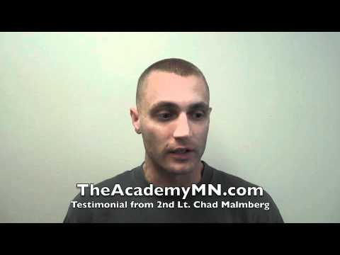 Army Combatives MN | Academy Testimonial from 2nd Lt. Chad Malmberg - Silver Star Recipient