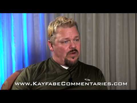Breaking Kayfabe with Troy Martin (Shane Douglas) - trailer for shoot interview